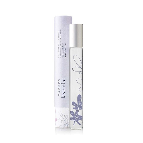 Thymes Lavender Perfume Rollerball