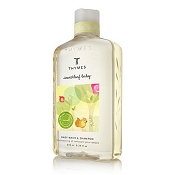 Thymes Sweetleaf Baby Body Wash-Shampoo