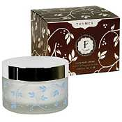 Thymes Filigree Luxe Body Creme-glass jar