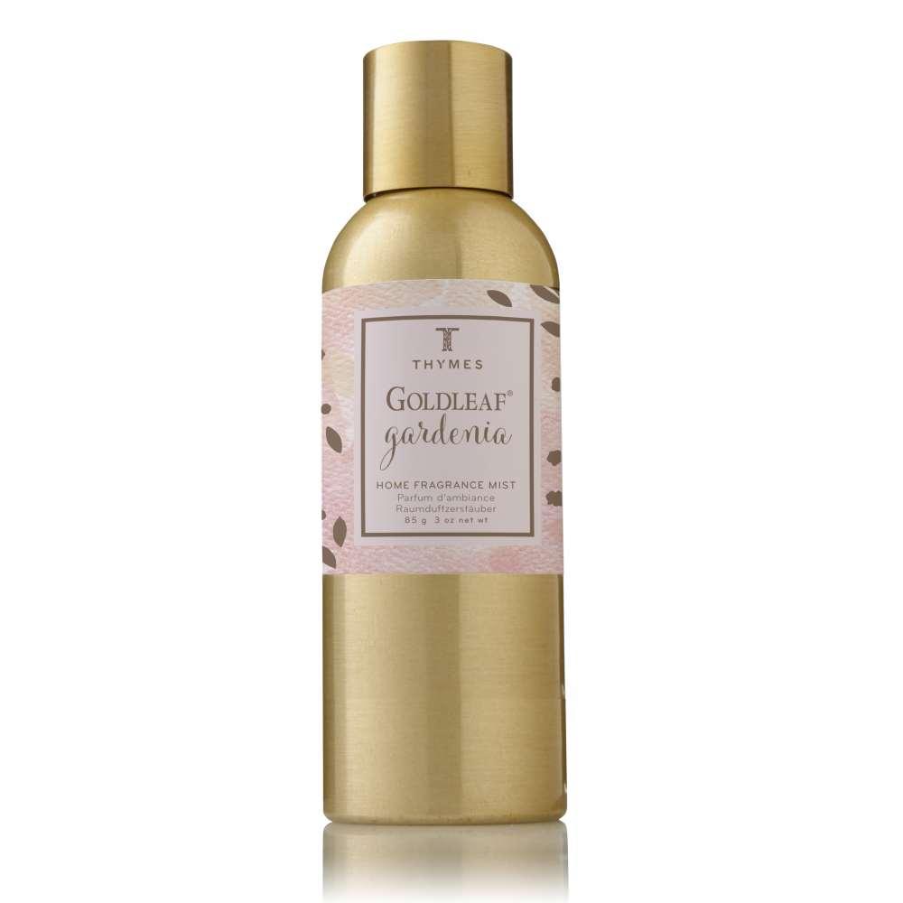 Thymes Goldleaf Gardenia Home Fragrance Mist