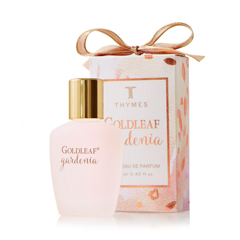 thymes goldleaf gardenia petite eau de parfum. Black Bedroom Furniture Sets. Home Design Ideas