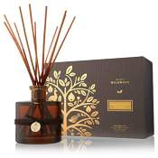 Thymes Wildwood Brandied Pumpkin & Chestnut Reed Diffuser