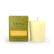 Trapp Candles No 8-Fresh Cut Tuberose- 2 Oz Votive