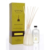 Trapp No 10-Lemongrass Verbena- Diffuser (Green Box)