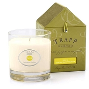 Trapp Candles No 10-Lemongrass Verbena- 7 Oz Poured Candle