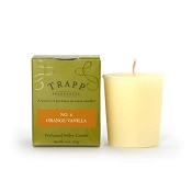 Trapp Candles No 4-Orange Vanilla- 2 Oz Votive