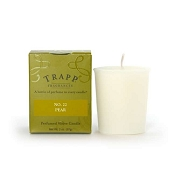 Trapp No. 22 Pear Votive