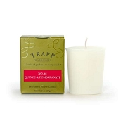 Trapp No. 61 Quince & Pomegranate Votive