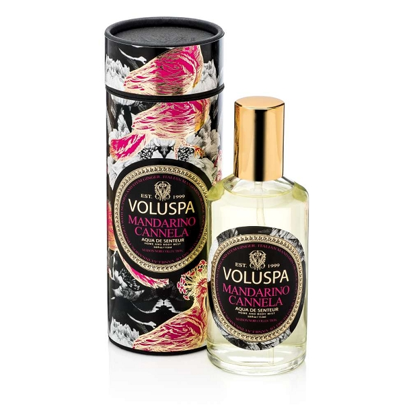 Voluspa Mandarino Canella Room Body Spray