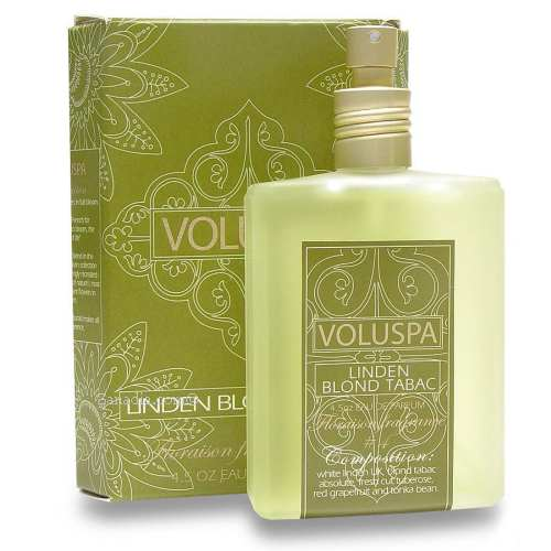 Voluspa Perfume Floraison 4 5 Ounce Eau De Parfum Linden