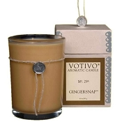 Votivo Gingersnap candle