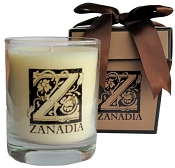 Zanadia Alpine Fir Candle