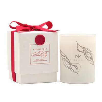 Niven Morgan Winter Fig North Pole Candle