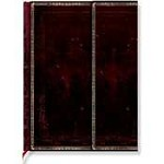 PaperBlanks Black Moroccan Flexi Lined Journal -MINI