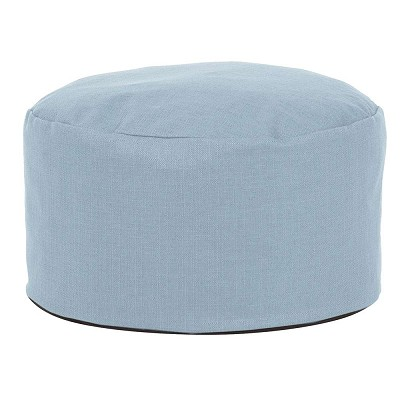 Foot Pouf Sterling Breeze -Howard Elliott