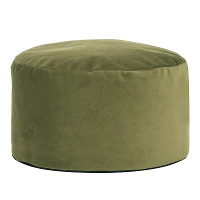 Foot Pouf Bella Moss -Howard Elliott