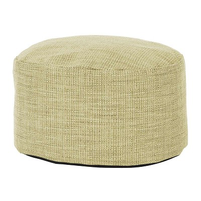 Foot Pouf Coco Peridot -Howard Elliott