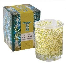 Thymes Indigenous candle-Verbena Bamboo