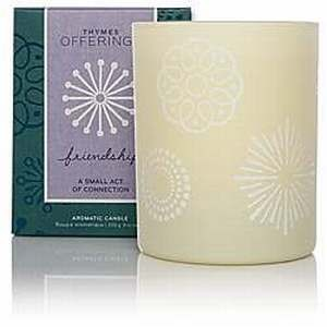 Thymes Offerings Candle-Friendship