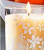 Thymes Ambersweet Orange-Candle