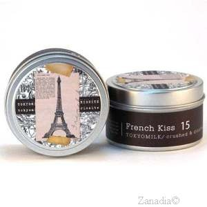 TokyoMilk French Kiss No. 15 Candle Tin