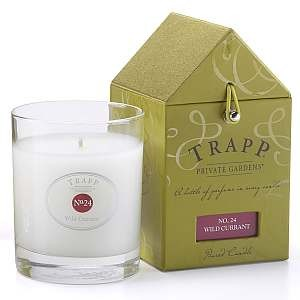 Trapp Candles No 24-Wild Currant- 7 Oz Poured Candle