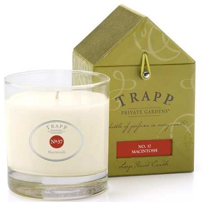 Trapp Candles No 37-Macintosh- 7 Oz Poured Candle