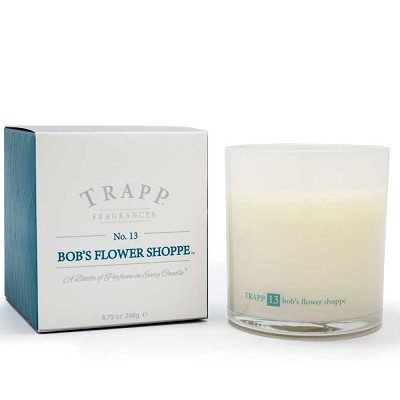 Trapp Candles No 13-Bob's Flower Shoppe-8.75 Oz Poured Candle