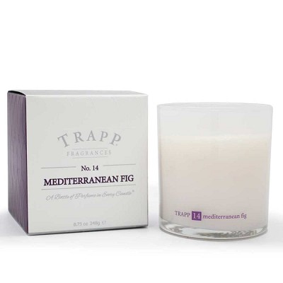 Trapp Candles No 14-Mediterranean Fig-8.75 Oz Poured Candle