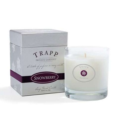 Trapp Candles Snowberry