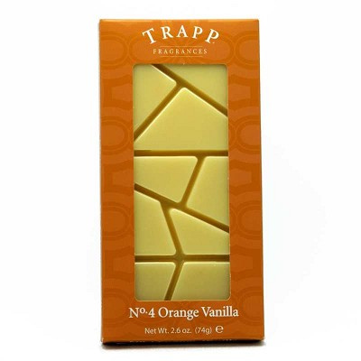 Trapp No 4-Orange Vanilla Fragrance Melt
