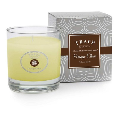 Trapp Candles Orange Clove- 7 Oz Poured Candle