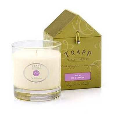 Trapp Candles Fig & Mimosa No. 66