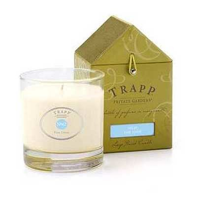 Trapp Candles Fine Linen No. 67