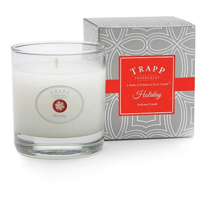 Trapp Candles Holiday- 7 Oz Poured Candle-Buy 4 get 1 free*