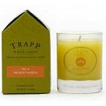 Trapp Votives No 4-Orange Vanilla- 2.1 Oz Poured Votive