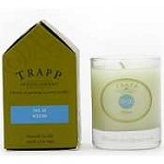 Trapp Votives No 20-Water- 2.1 Oz Poured Votive