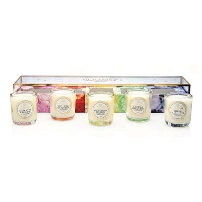 Voluspa Maison Jardin 5 Votive Gift Set
