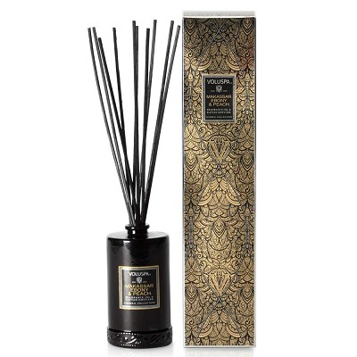 Voluspa Oil Diffuser-Makassar Ebony & Peach