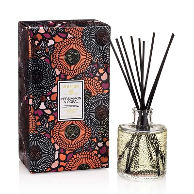Voluspa Persimmon Copal Mini Reed Diffuser