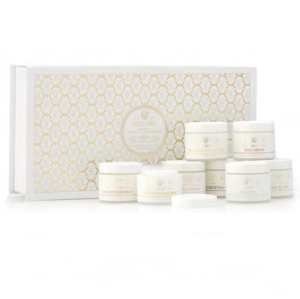 Voluspa Blanc Deluxe Votive Gift Set