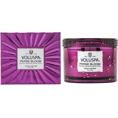 Voluspa Perse Bloom Corta Maison Boxed Candle
