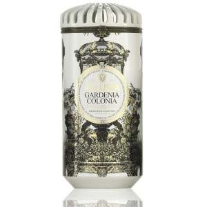Voluspa Gardenia Colonia Ceramic Candle