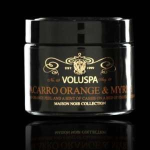 Voluspa Vacarro Orange & Myrhh Votive