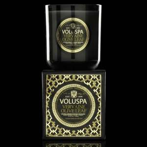Voluspa Vervaine Olive Leaf Candle