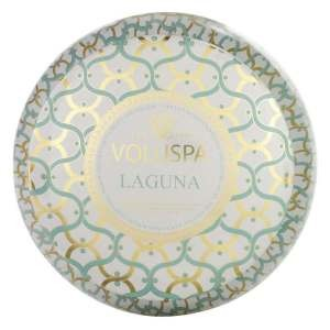 Voluspa Laguna 2 Wick Candle Tin
