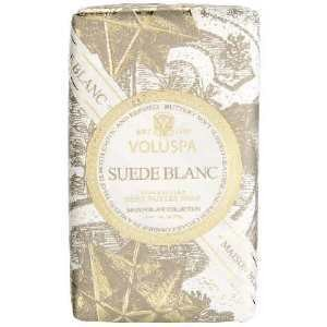 Voluspa Suede Blanc Shea Butter Soap
