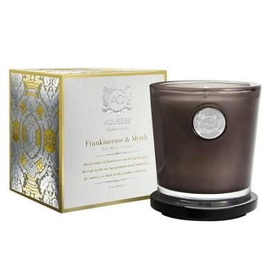 Frankincense & Myrrh Holiday Soy Candle