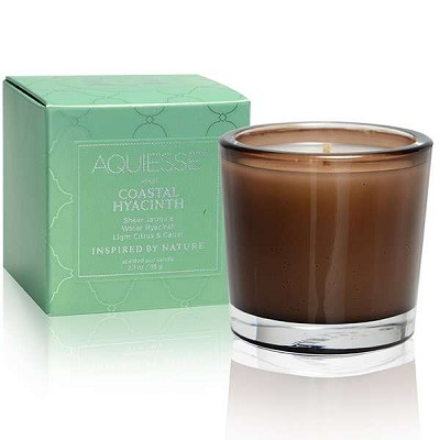 Aquiesse Coastal Hyacinth Boxed Votive