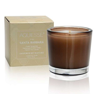 Aquiesse Santa Barbara Boxed Votive